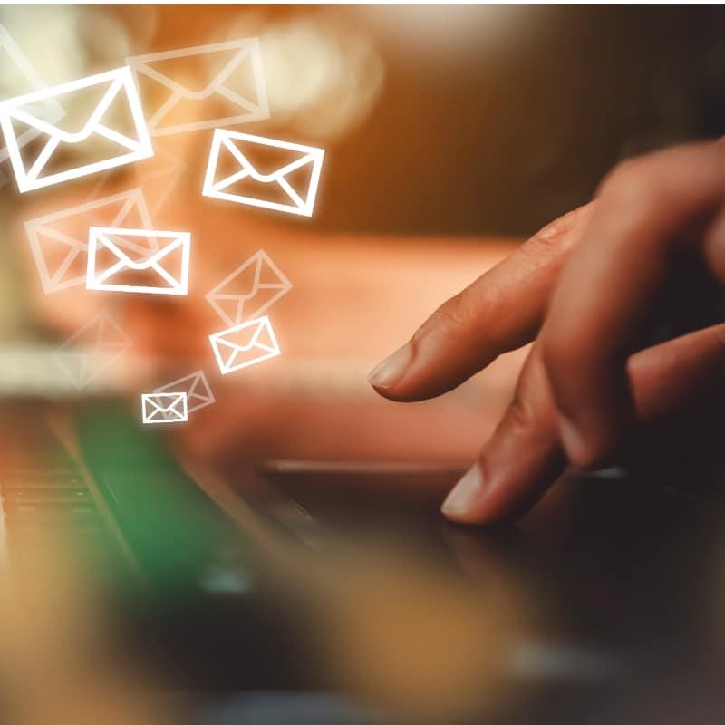 VOLhighspeed E-Mail-Pakete