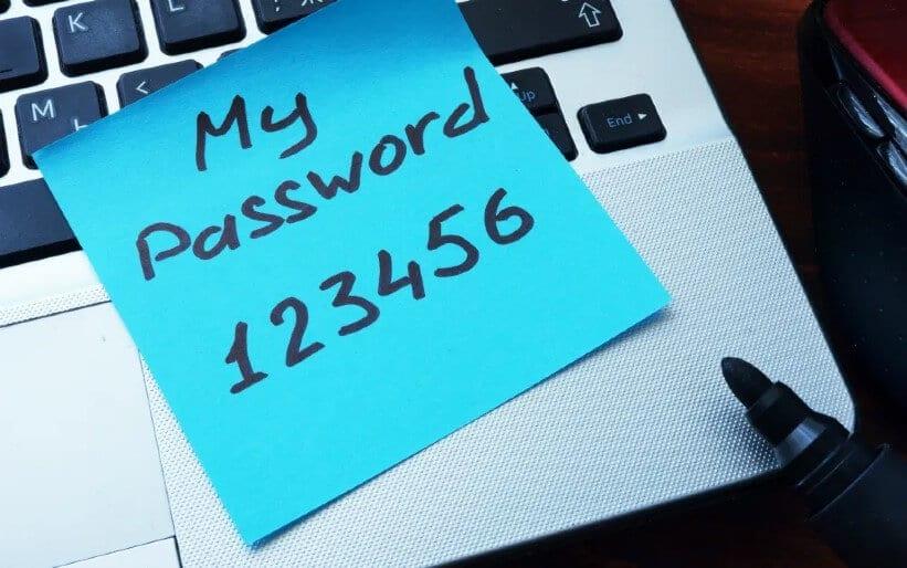 VOLhighspeed Blog Ist dein Passwort sicher Beitragsbild