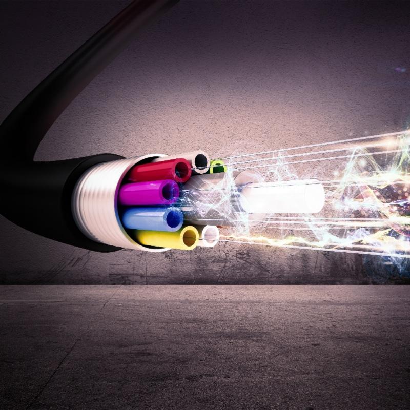 Was ist Glasfaser-Internet? 1