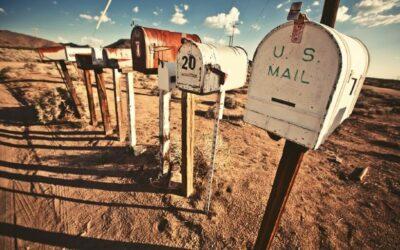 Seit wann gibt es die E-Mail?