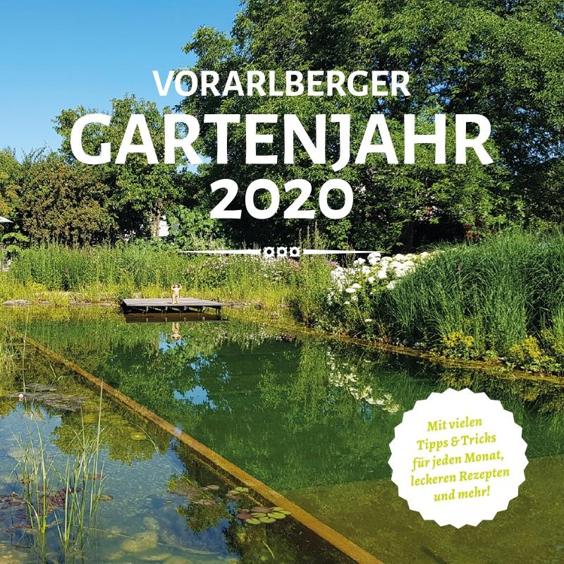 VOLhighspeed Bienenwiese Vorarlberger Gartenjahrbuch 2020