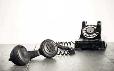 Die Geschichte des Festnetztelefon