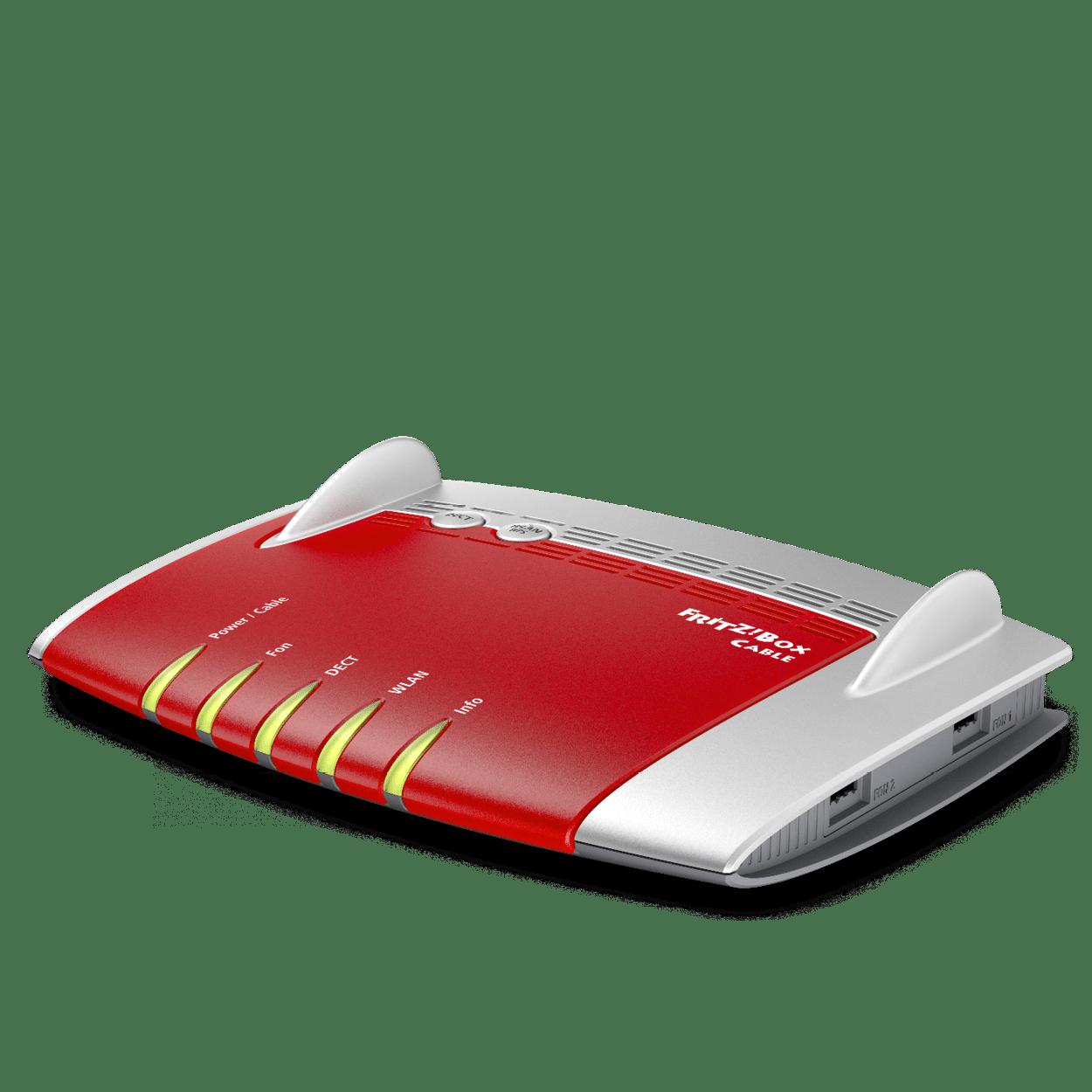 FRITZ!Box 6490 Pro Modem Frastanz