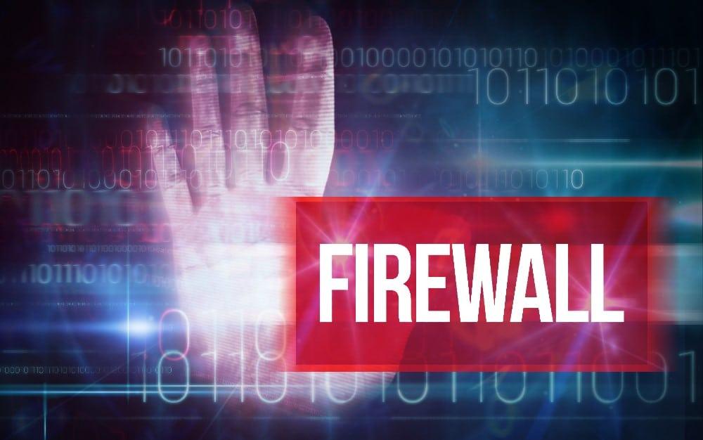 FRITZ!Box Firewall 8