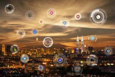 VOLhighspeed Blog Beitrag IoT Stadtvernetzung