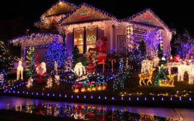 Weihnachtsbeleuchtungen der Superlative