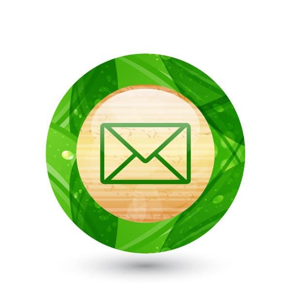 E-Mail-Icon gruen