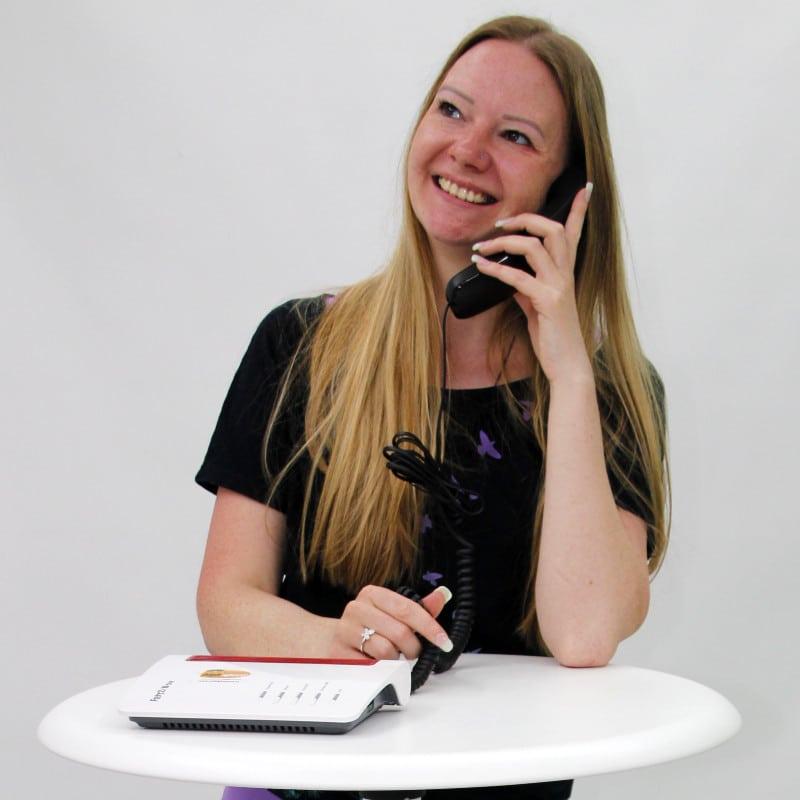 VOLhighspeed Festnetztelefonie (VoIP)