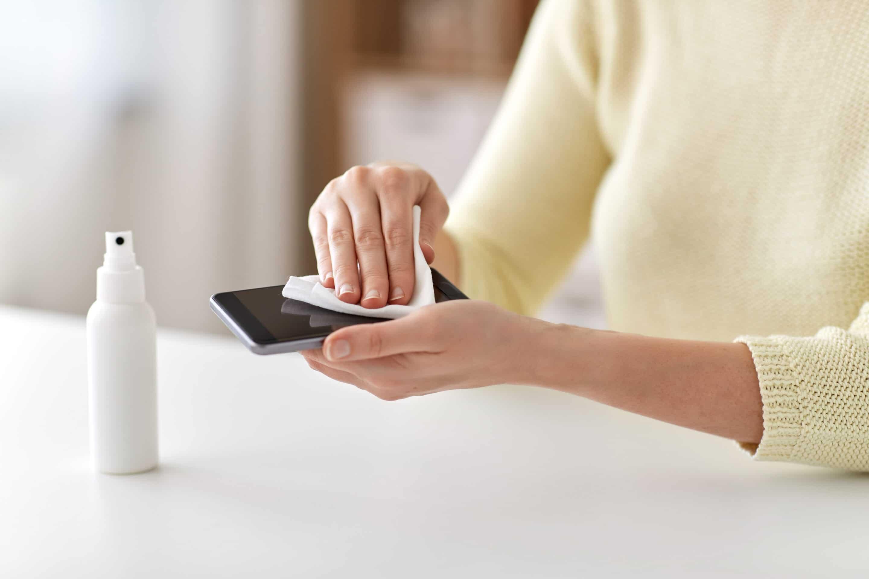 Keimfalle Smartphone - 6 Tipps für ein hygienisches Handy 4