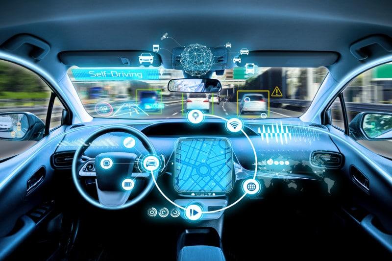 Smarte Autos von morgen 1