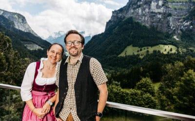 Kabelinternet: Zu Besuch im Gasthaus Kreuz und im Berghaus Kanisfluh