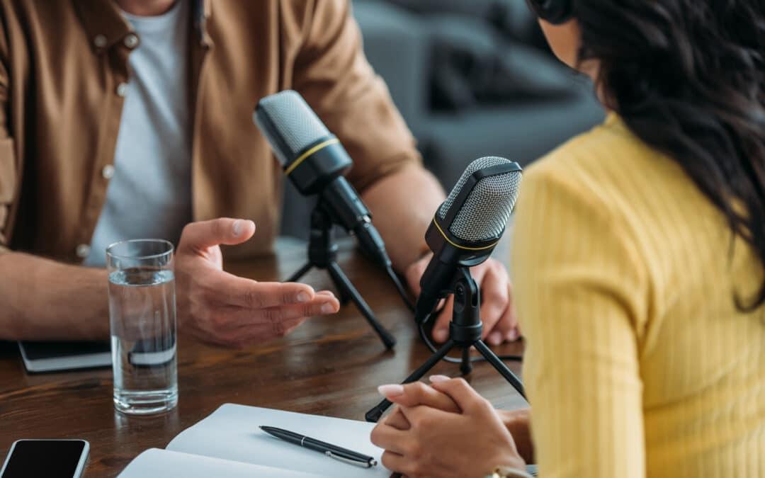 Die 5 besten Podcasts auf Spotify